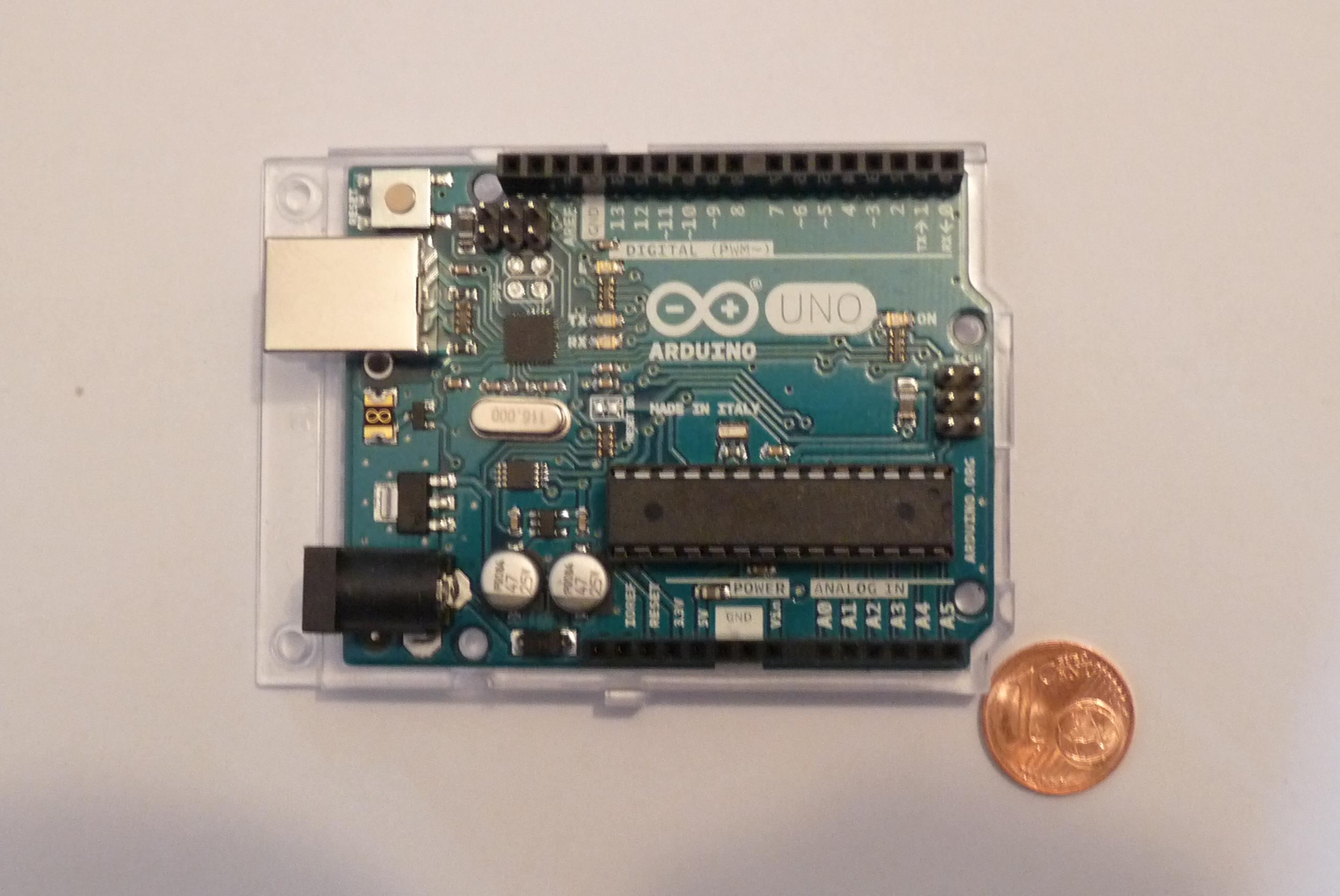 Winterprojekt: Setup Arduino-Programmierung